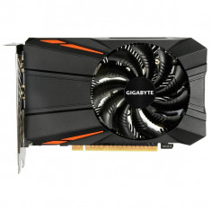 Placa video Gigabyte NVIDIA GeForce GTX 1050 Ti D5 4G, 4GB GDDR5, 128bit, GV-N105TD5-4GD - Placa video PC