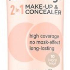 Camouflage 2in1 Make-up & Concealer - 3 nuante