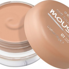 Fond de ten Essence Soft Touch Mousse - 4 nuante