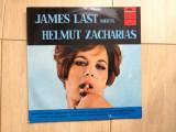 James last meets helmut zacharias disc vinyl lp muzica pop jazz germany 1967, VINIL, Polydor