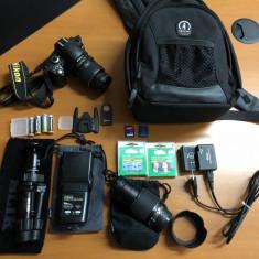 Nikon D40 - Aparat foto DSLR