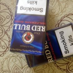 Tutun Red Bull Halfzware Shag - tutun pentru rulat---4 x 40 grame