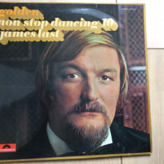 James last golden non stop dancing 10 disc viny lp Muzica Pop Polydor jazz 1970 germany, VINIL