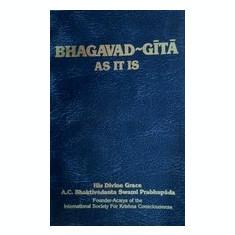 Bhagavad-Gita  as it is [engleza]
