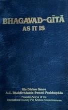 Bhagavad-Gita  as it is [engleza] foto