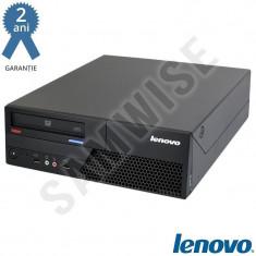 Calculator Lenovo M58E DT, Intel Pentium E5700 3GHz, 2GB DDR2, 160GB, DVD-RW - Sisteme desktop fara monitor