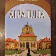 ALBA IULIA.COMORILE TRANSILVANIEI - Ghid de calatorie, Rao