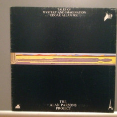 THE ALAN PARSONS PROJECT - TALES OF..(1976/20th Century/FRANCE) -VINIL/Impecabil, universal records