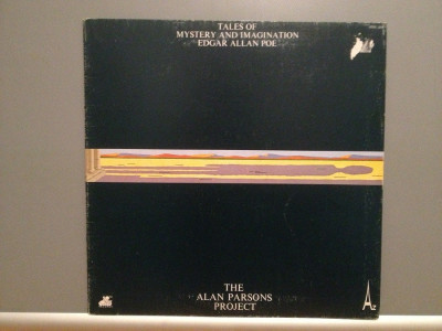 THE ALAN PARSONS PROJECT - TALES OF..(1976/20th Century/FRANCE) -VINIL/Impecabil foto