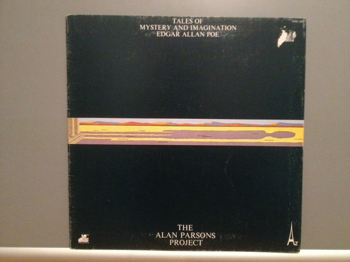 THE ALAN PARSONS PROJECT - TALES OF..(1976/20th Century/FRANCE) -VINIL/Impecabil foto mare
