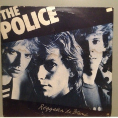 THE POLICE - REGGATTA DE BLANC (1979/A & M /HOLLAND) - Vinil/Analog/Vinyl - Muzica Rock A&M rec