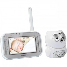 Videofon Digital de monitorizare bebelusi Bufnita BM4300 - Vtech
