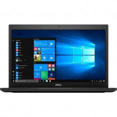 Laptop Dell Latitude 7480 14 inch Full HD Intel Core i7-7600U 8GB DDR4 512GB SSD Windows 10 Pro Black