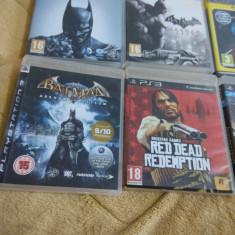 PlayStation 3 Sony + jocuri