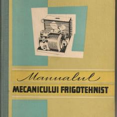 Culinescu / Vieru - Manualul mecanicului frigotehnist