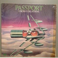 PASSPORT - CROSS-COLLATERAL(1975/WARNER/RFG) - Vinil/Vinyl/Analog/Impecabil(NM-) - Muzica Jazz