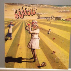 GENESIS - NURSERY CRYME (1972/CHARISMA/RFG) - Vinil/Analog/Vinyl/Impecabil(NM) - Muzica Rock Philips