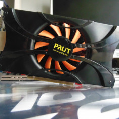 Placă video gaming Palit GeForce GTX 460 Sonic edition gta v, csgo, overwatch - Placa video PC
