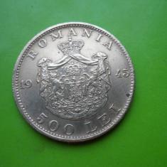 HOPCT 500 LEI 1945 - Moneda Romania
