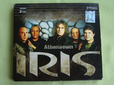 IRIS - Athnaeum - 2 C D Originale foto