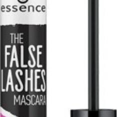The False Lashes Mascara Extreme Volume & Curl - Rimel Essence