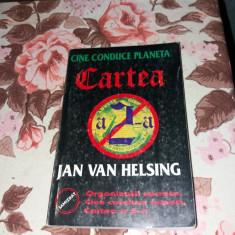 CINE CONDUCE PLANETA JAN VAN HELSING/TD - Carte masonerie