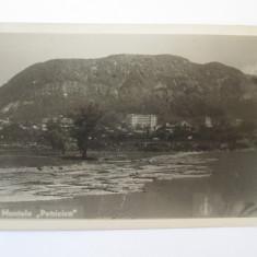 Foto model carte postala necirculata Piatra Neamt muntele Pietricica anii 20 - Carte Postala Moldova dupa 1918, Fotografie