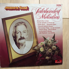 James last jahrhundert melodien disc vinyl lp Muzica Pop Polydor made vest germany 1982, VINIL
