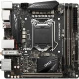 Placa de baza MSI Z370I GAMING PRO CARBON AC Intel LGA1151 mITX