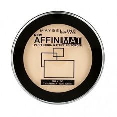 Pudra Maybelline NY Compacta Matifianta Maybelline AFFINIMAT - 3 nuante