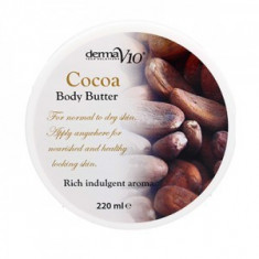 Body Butter - Cocoa - Crema de corp Derma V10