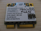 Cumpara ieftin Placa wireless Dell Precision M6600, Intel Advanced-N 6205, 6205ANHMW, 0X9JDY