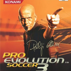 PES Pro Evolution Soccer 3 - PS 2 [Second hand], Sporturi, 3+, Multiplayer