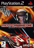 Motorsiege - Warriors of Primetime  - PS2 [Second hand], Curse auto-moto, 12+, Multiplayer