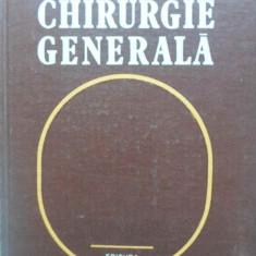 Chirurgie Generala - D.burlui C.constantinescu, 409025 - Carte Chirurgie