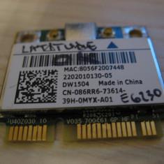 Placa wireless Dell Latitude E6230, DW1504, 086RR6, BCM94313HMG2L
