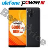 Telefon Ulefone Power 3 Face ID,  6.0 Inch, bat 6080mAh,  6GB RAM 64GB ROM, 4G
