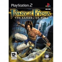 Prince of Persia - The sands of time - PS2 [Second hand] - Jocuri PS2, Actiune, 12+, Multiplayer