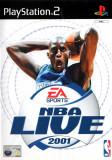 NBA LIVE 2001 - PS2 [Second hand], Sporturi, 3+, Multiplayer
