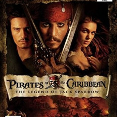 Pirates of the Cabribean - The legend of Jack Sparrow - PS2 [Second hand] - Jocuri PS2, Actiune, 12+, Multiplayer