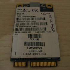 Modul 3g laptop HP Probook 5330m, WWAN UN2430, T77Z204.13, MC8355, 634400-001