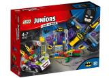 LEGO Juniors - Atacul lui Joker in Batcave 10753