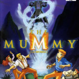 The mummy - PS2 [Second hand] - Jocuri PS2, Actiune, Toate varstele, Single player