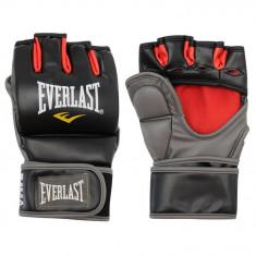 Manusi MMA pride K1 Everlast, marimi S-M si L-XL, noi, sigilate, import UK - Manusi box Londsdale
