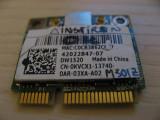 Placa wireless Dell Inspiron M301Z, BCM943224HMS, DW1520, 0KVCX1