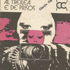 Carte - Tudor Negoita - Al treilea e de prisos - Ed.Eminescu 1984 - 304 pag. - Roman