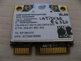 Cumpara ieftin Placa wireless Dell Latitude E6320, Intel Advanced-N 6205, 6205ANHMW, 0X9JDY