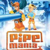 Pipe Mania - PS2 [Second hand] - Jocuri PS2, Arcade, Toate varstele, Multiplayer