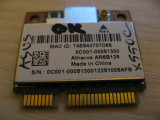 Placa wireless Asus X550C, AR5B125, 0C001-00051300