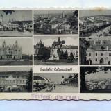 CLUJ-CARTE POSTALA ANII 40- - Carte postala tematica, Circulata, Printata
